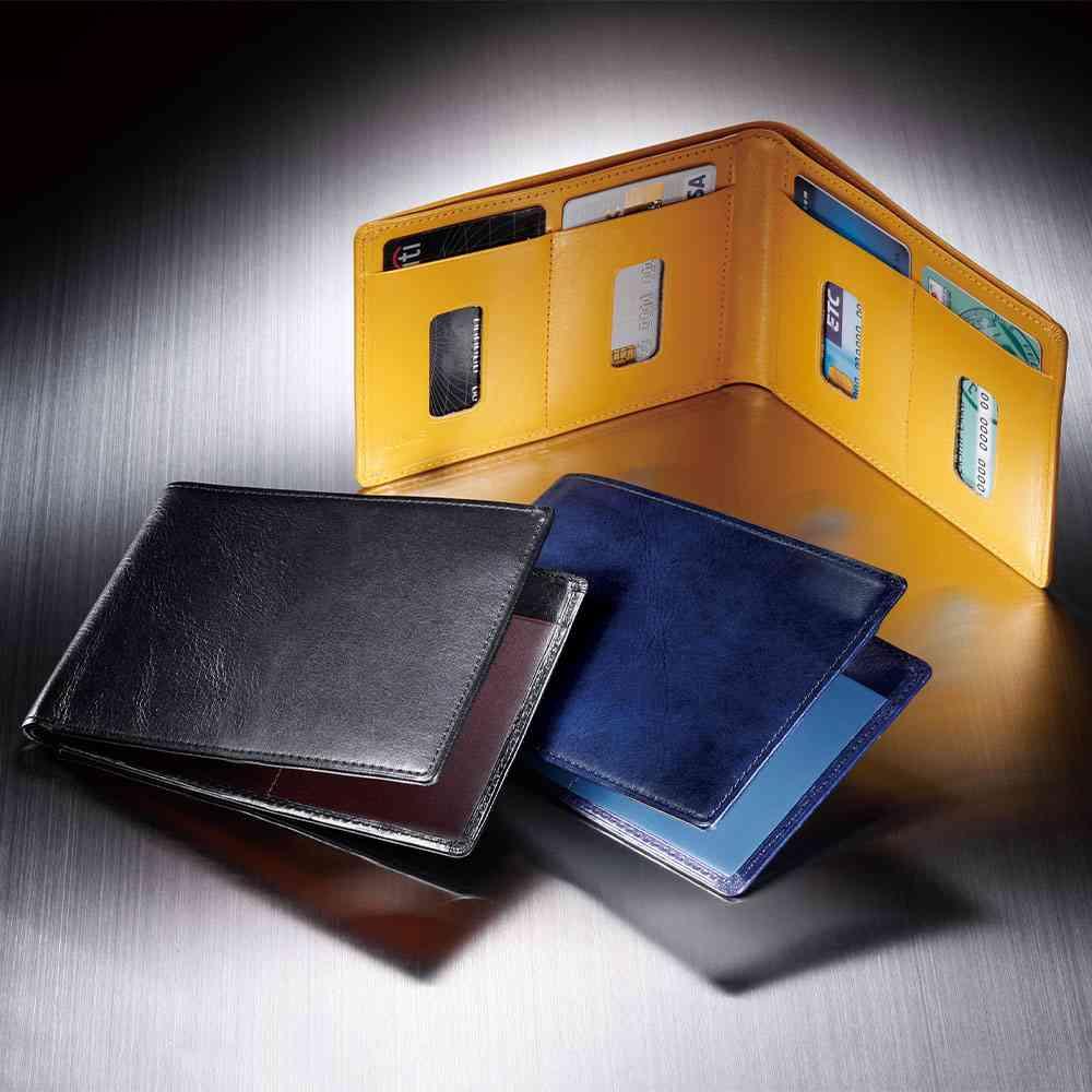 0bcc4d352f71 カードをたくさん入れてもさらに薄い財布 大人の逸品公式通販 小学館の ...