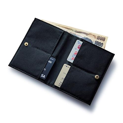 アメリカ、サンディエゴのハンドメイド品。薄くて軽くて防水仕様の休日用財布
