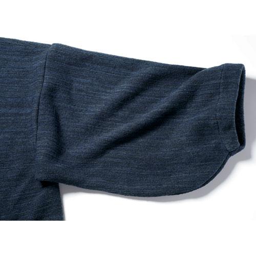 粋なニット羽織