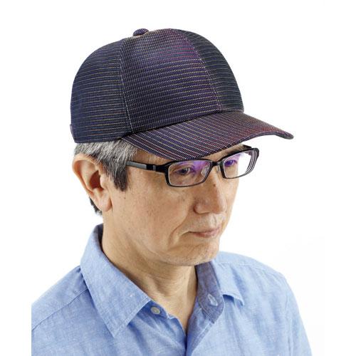 博多織「霞」キャップ