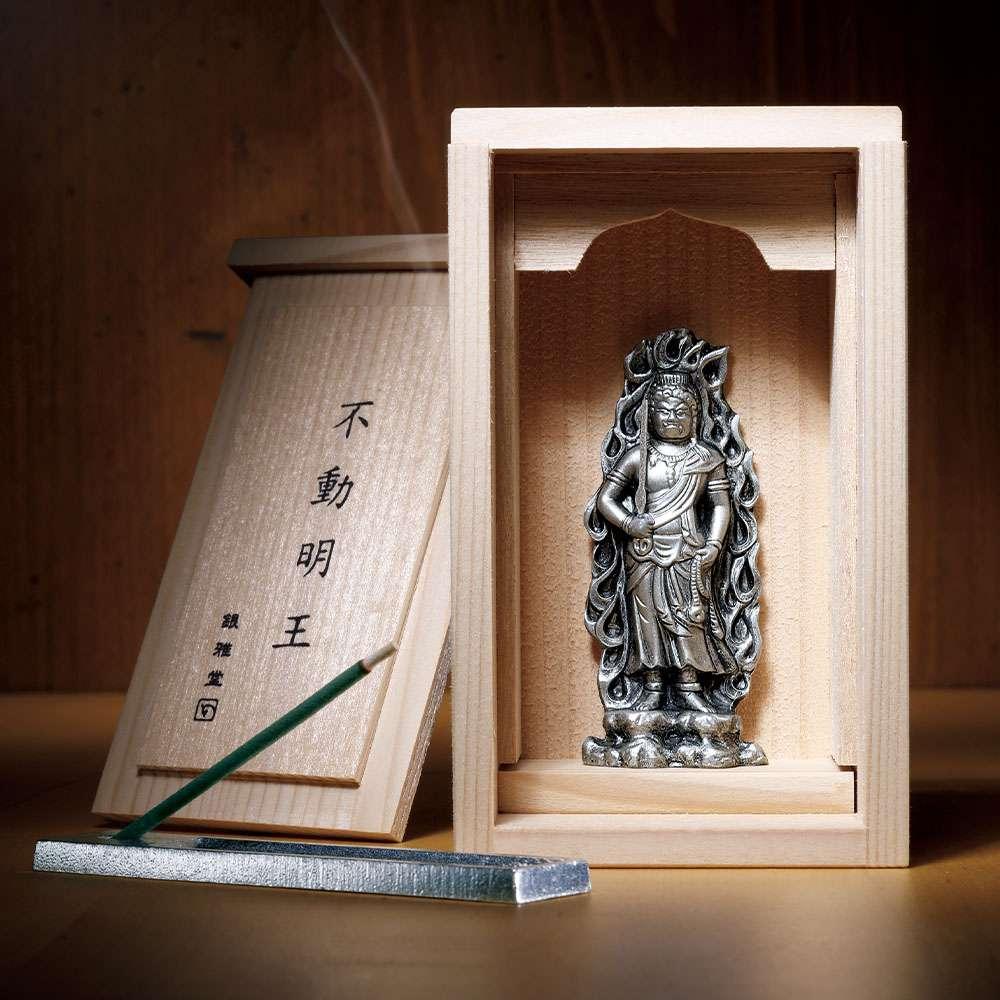 十二支のお守り本尊 手元仏像