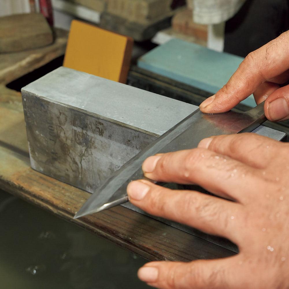 土佐打刃物の包丁