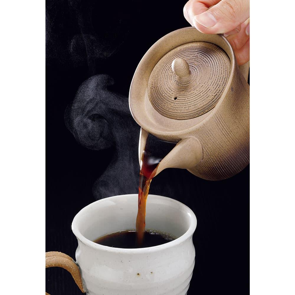 焼締コーヒー急須ソロ