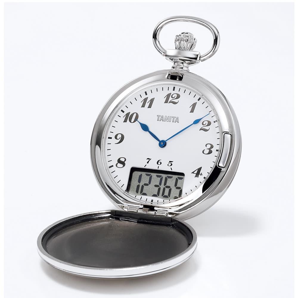 懐中時計型歩数計