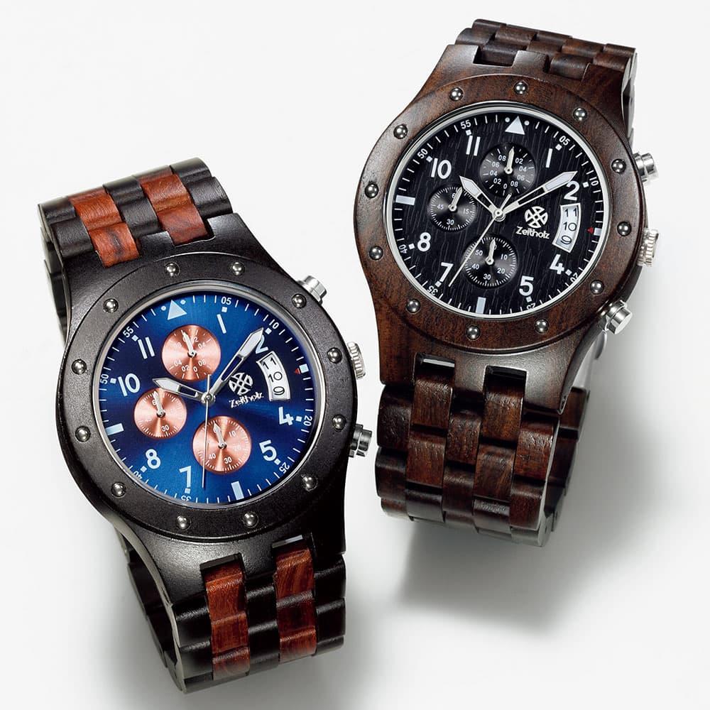 木製腕時計 ゼイソルズ