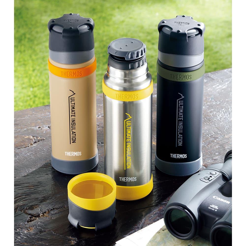 山専用ステンレスボトルと専用ポーチセット