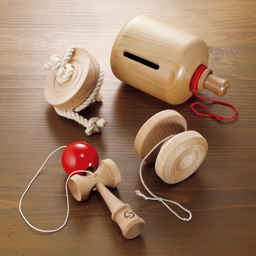 昔懐かしい「伝統玩具セット」