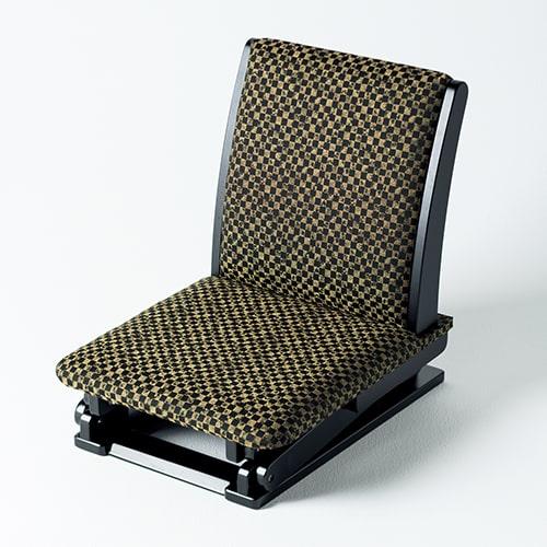 高さが変わる座椅子