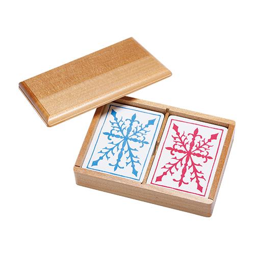 川上澄生 とらむぷ繪 ダブル木箱入