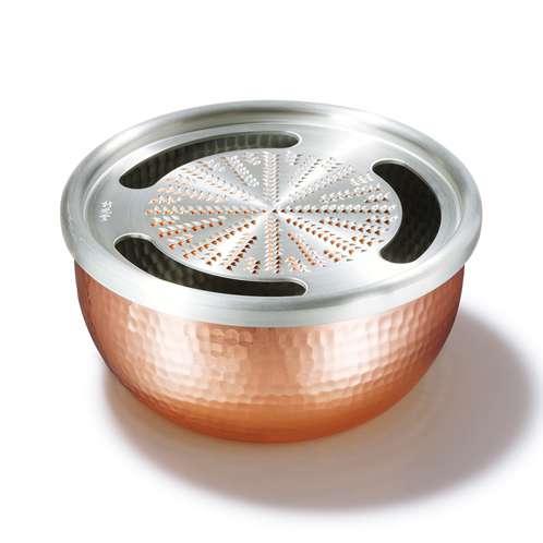 純銅おろし器
