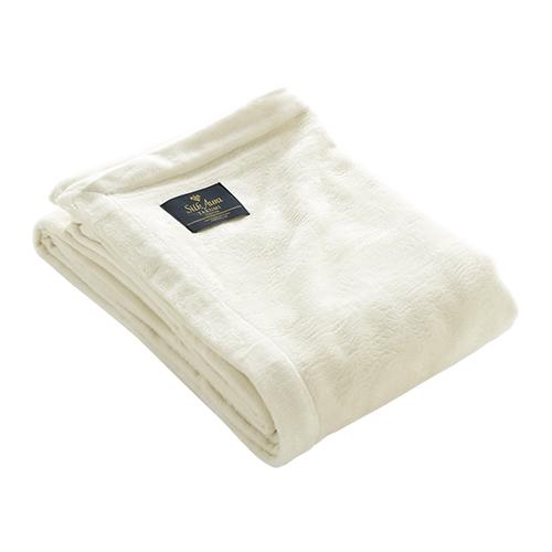 極限のシルクの掛け毛布シルクオーラ匠プレミアム