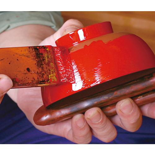 川連漆器の燻椀・東福寺椀