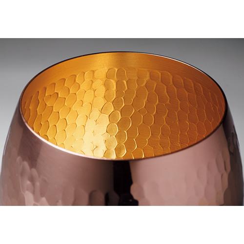 純銅製ロックカップ「瑞華」