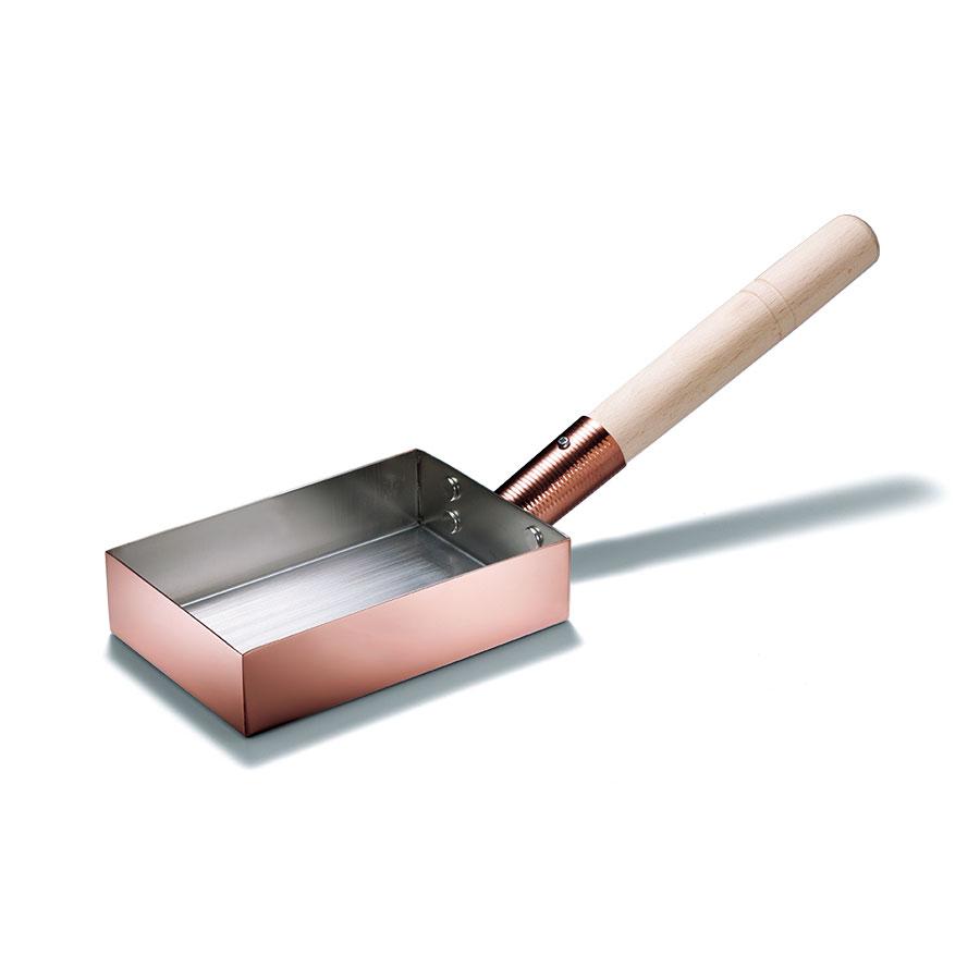 純銅製玉子焼き