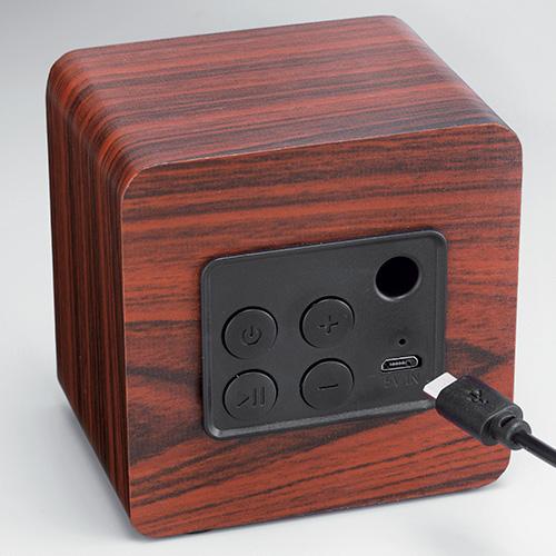 充電式手元ワイヤレスTVスピーカー 音元気
