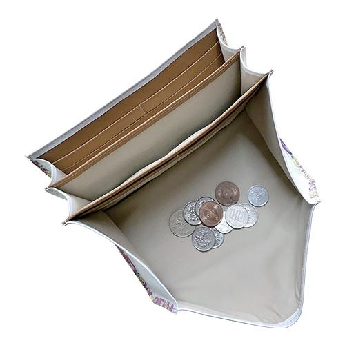 姫革細工の長財布