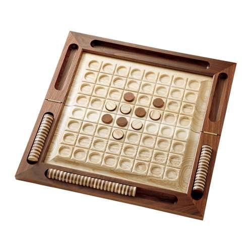天然木製リバーシゲーム DX