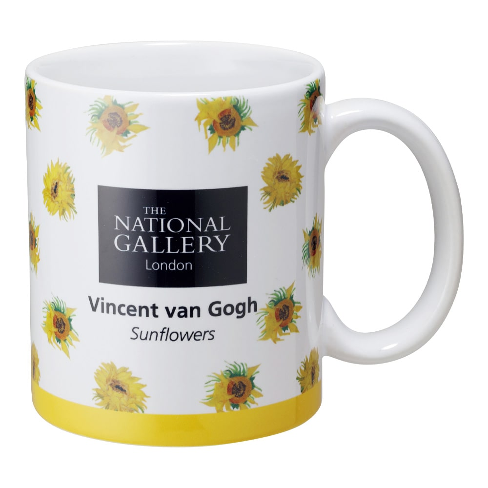 ロンドン ナショナル・ギャラリー マグカップ