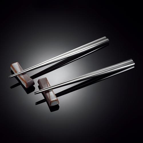 銀製 夫婦箸
