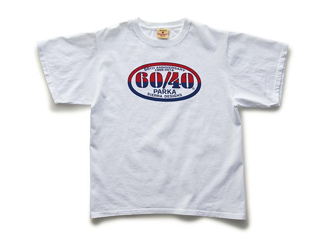 1968年の誕生から50年! 「60/40パーカ」の記念Tシャツ発売
