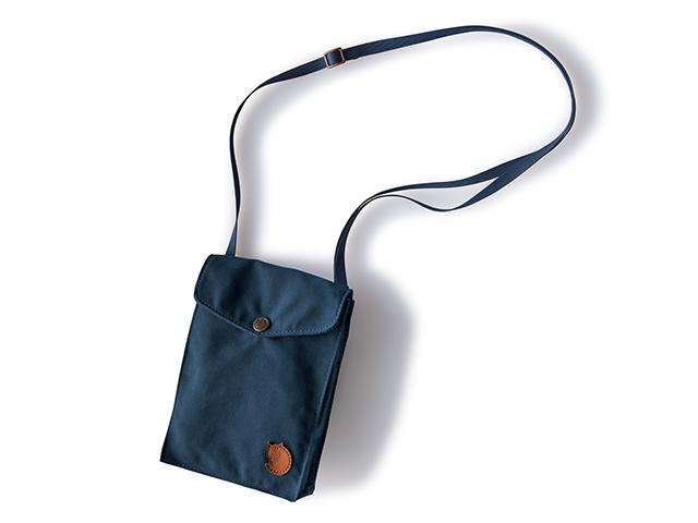 G-1000®素材を採用した ポケットみたいなショルダーバッグ