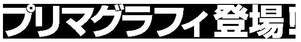プリマグラフィ登場!