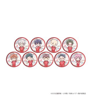 灼熱カバディ 【BOX】缶バッジ(グラフアート)